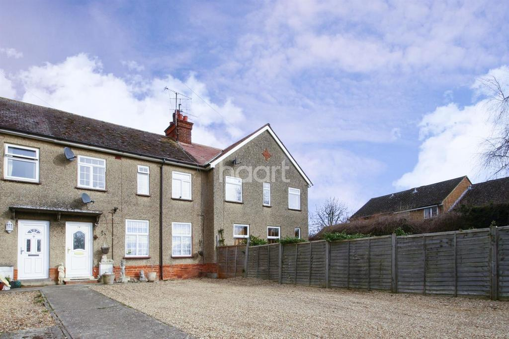 3 Bedrooms Terraced House for sale in Radwell Road, Milton Ernest, MK44