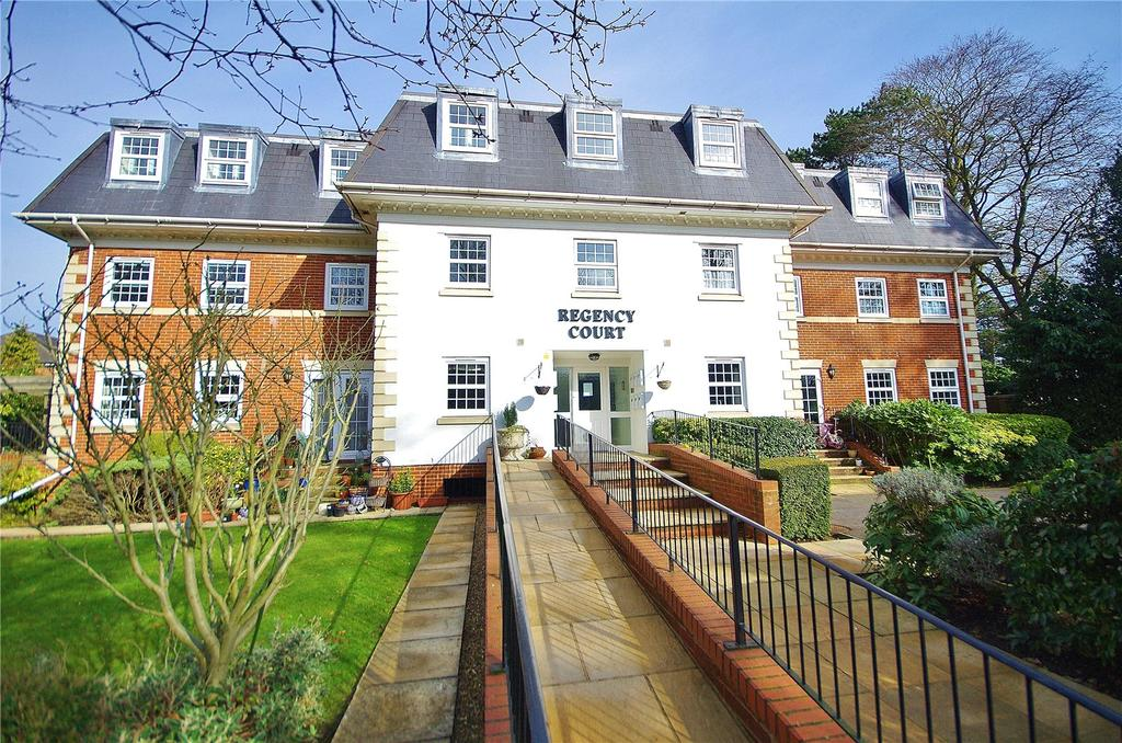 2 Bedrooms Apartment Flat for sale in Regency Court, 112-114 Langley Road, Watford, Hertfordshire, WD17