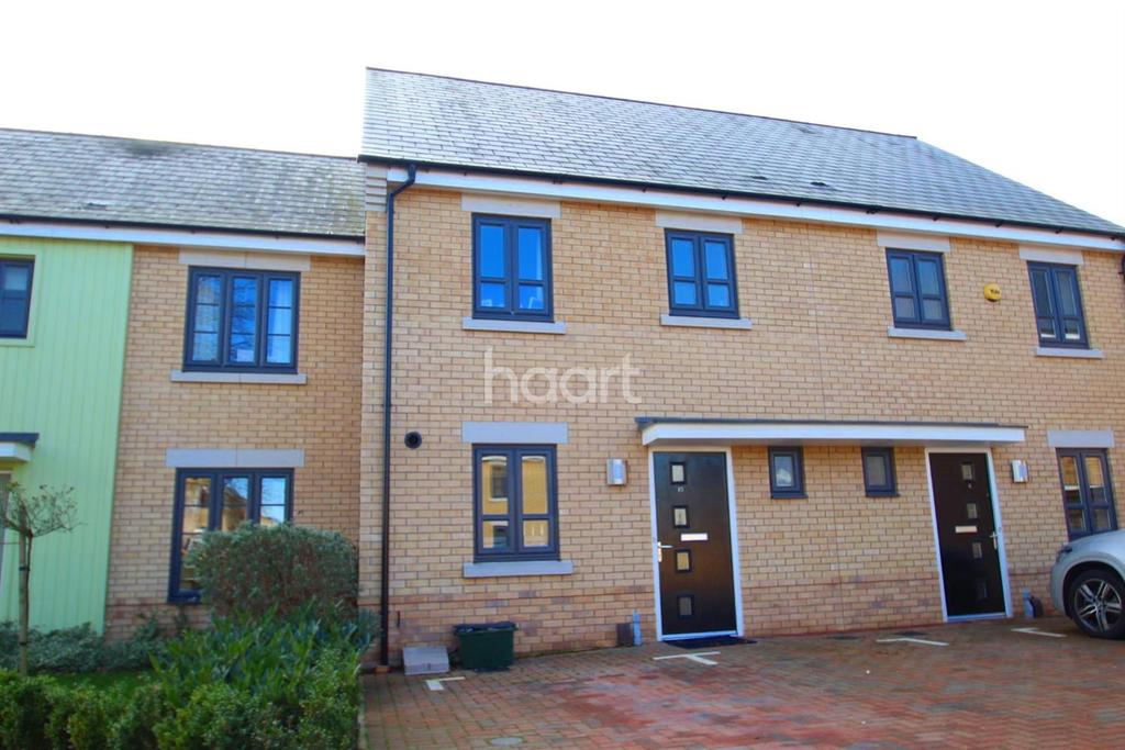3 Bedrooms Terraced House for sale in Hyderabad Close, Colchester