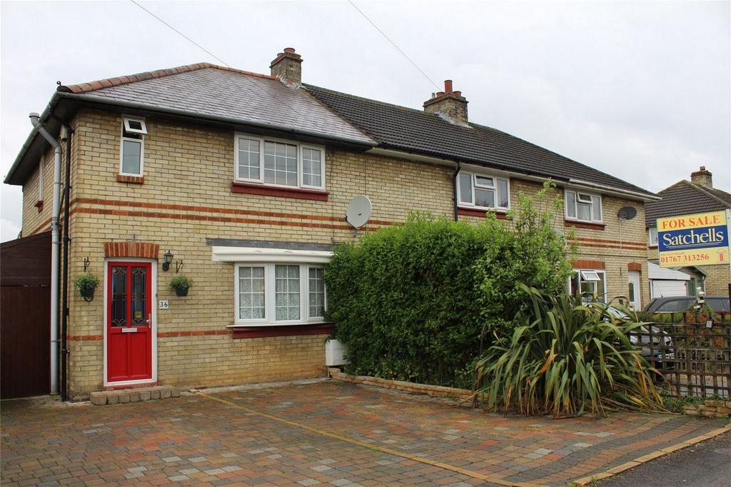 3 Bedrooms End Of Terrace House for sale in Sandy, Bedfordshire