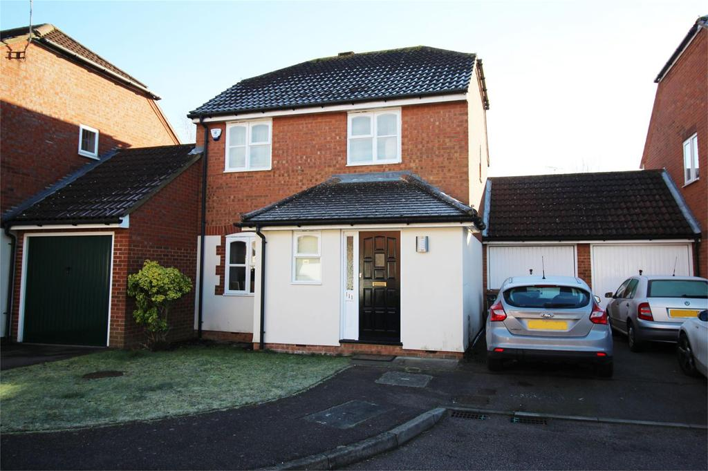 3 Bedrooms Link Detached House for sale in Hayfield, Stevenage, Hertfordshire