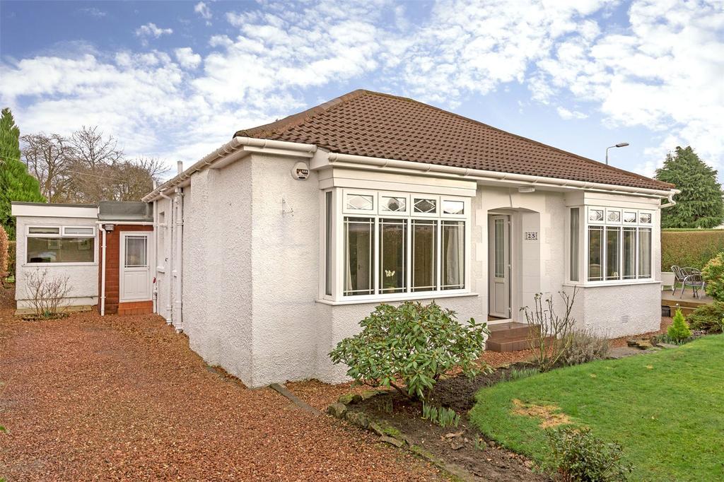 3 Bedrooms Detached Bungalow for sale in 25 Douglas Avenue, Giffnock, Glasgow, G46