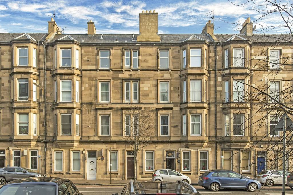 1 Bedroom Flat for sale in 13/8 McDonald Road, Edinburgh, EH7