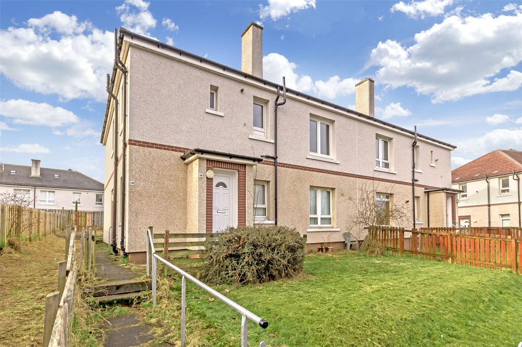 3 Bedrooms Flat for sale in 118 Househillwood Crescent, Pollok, Glasgow, G53