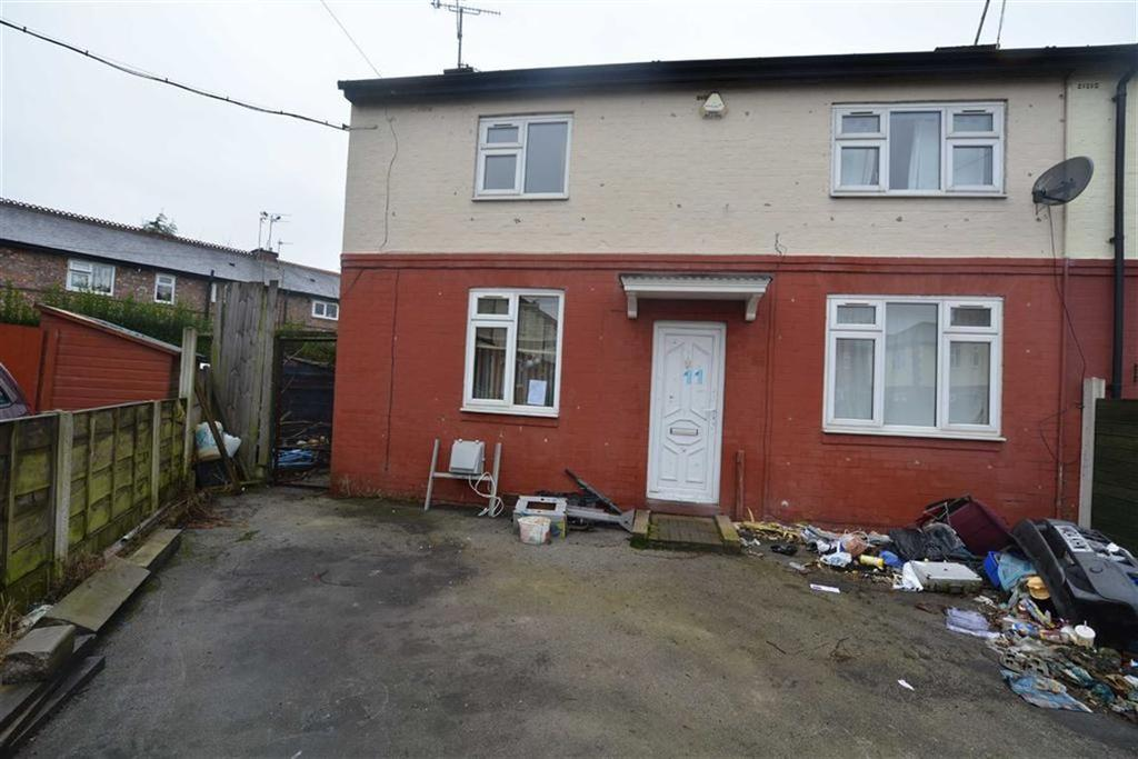 3 Bedrooms Semi Detached House for sale in Marple Grove, STRETFORD