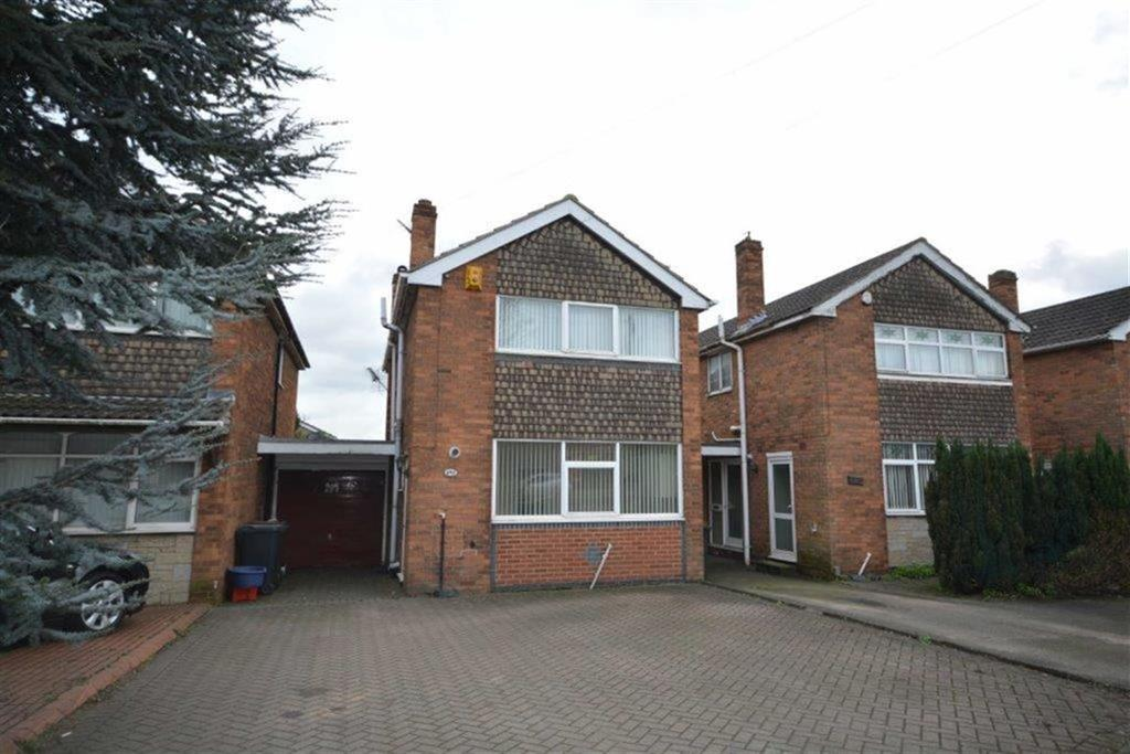 3 Bedrooms Detached House for sale in Coventry Road, Exhall