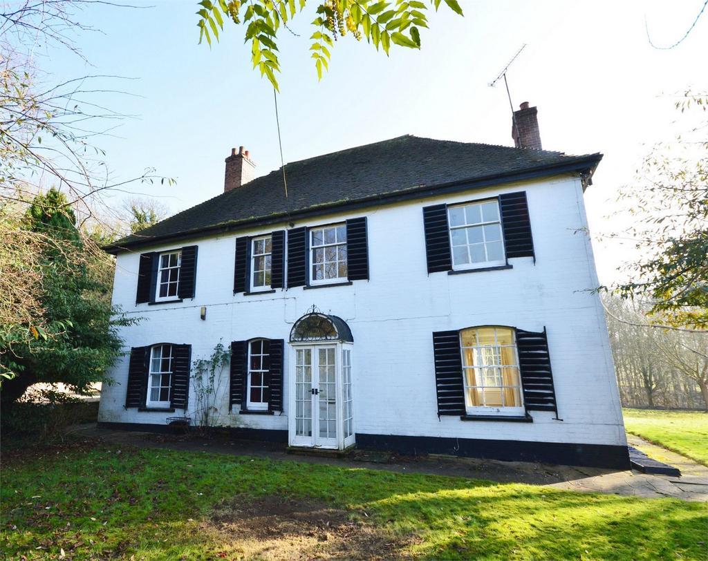 6 Bedrooms Detached House for sale in Sparrows End, Newport, Nr Saffron Walden