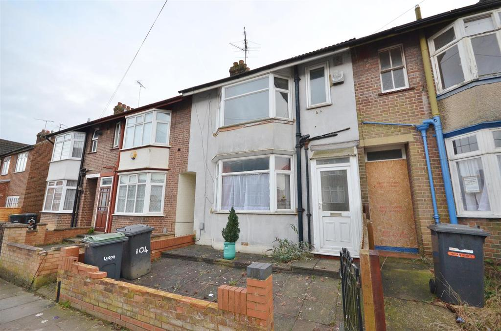 2 Bedrooms Terraced House for sale in Saints Area