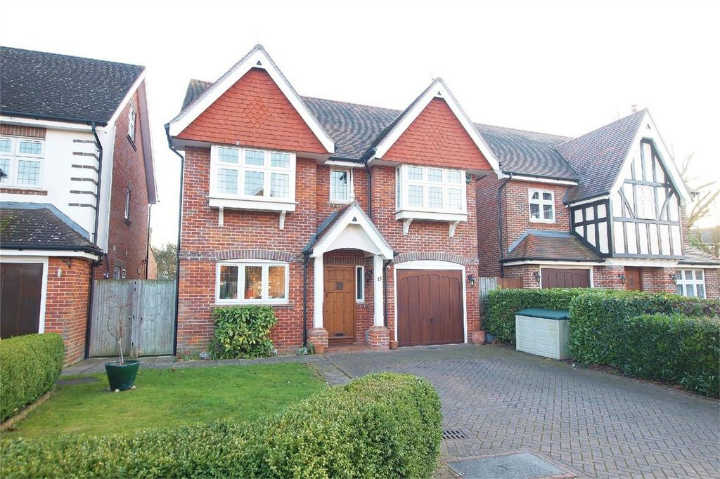 6 Bedrooms Detached House for sale in Wagtail Walk, Langley Park, Beckenham