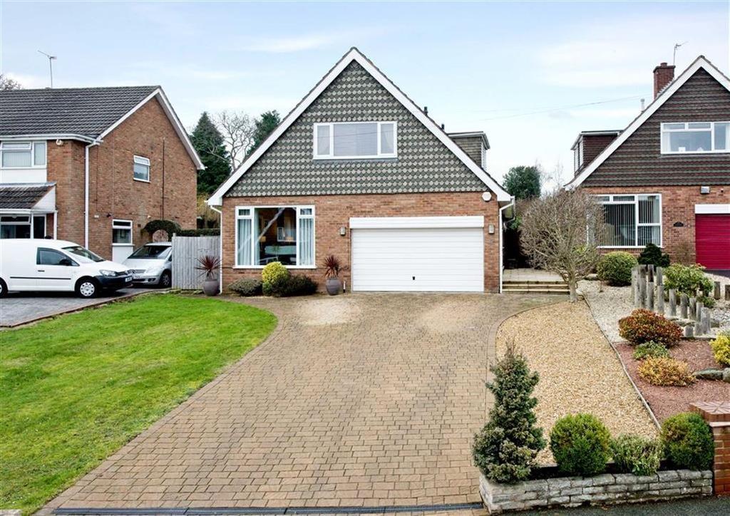 3 Bedrooms Detached House for sale in 87, Linden Lea, Finchfield, Wolverhampton, West Midlands, WV3
