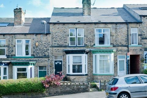 3 bedroom terraced house to rent - Forres Road, Crookes, S10 1WD
