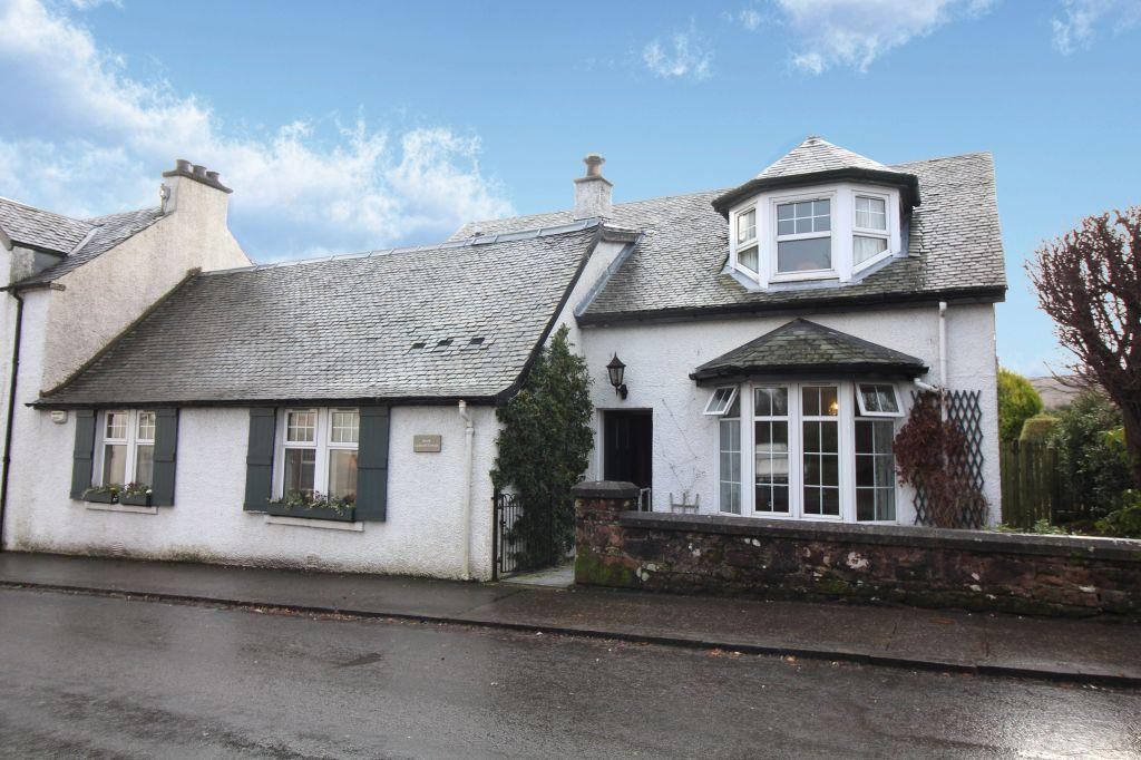 4 Bedrooms Cottage House for sale in South Castle Hill Cottage, Main Street, Kippen, FK8 3DN