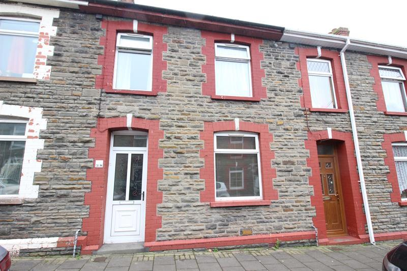 3 Bedrooms Terraced House for sale in Coronation Street, Trethomas, Caerphilly