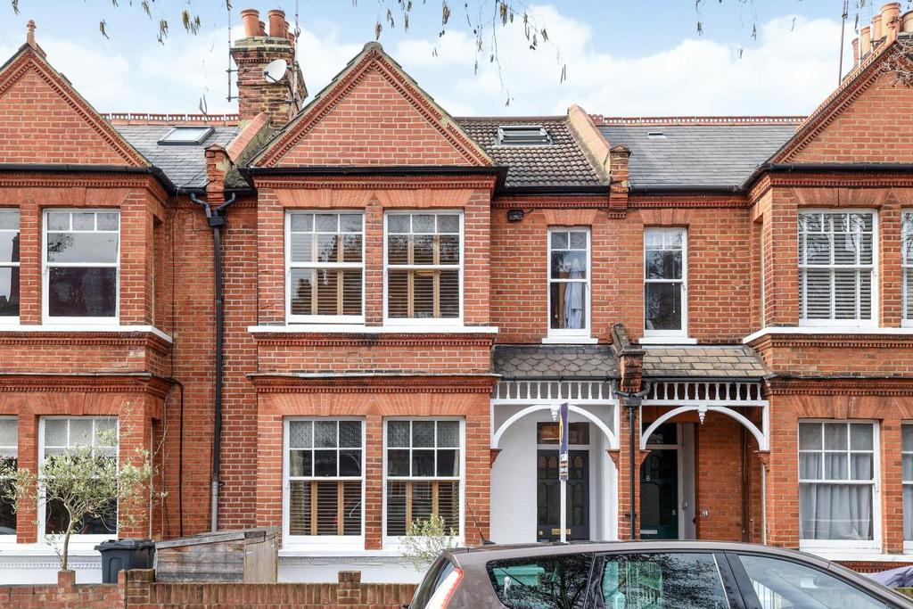 4 Bedrooms Terraced House for sale in Compton Crescent, Chiswick, W4