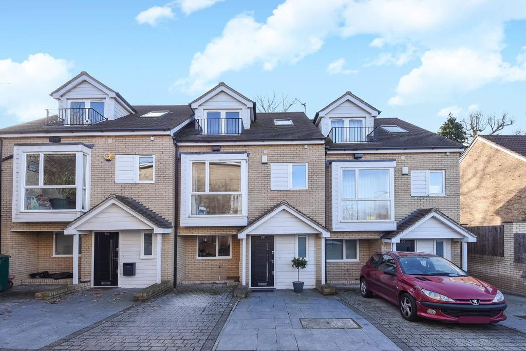 4 Bedrooms Terraced House for sale in Granard Avenue, Putney, SW15