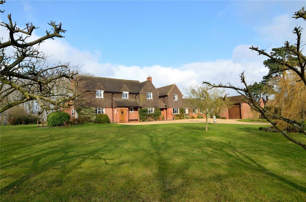 5 Bedrooms Detached House for sale in Rushock