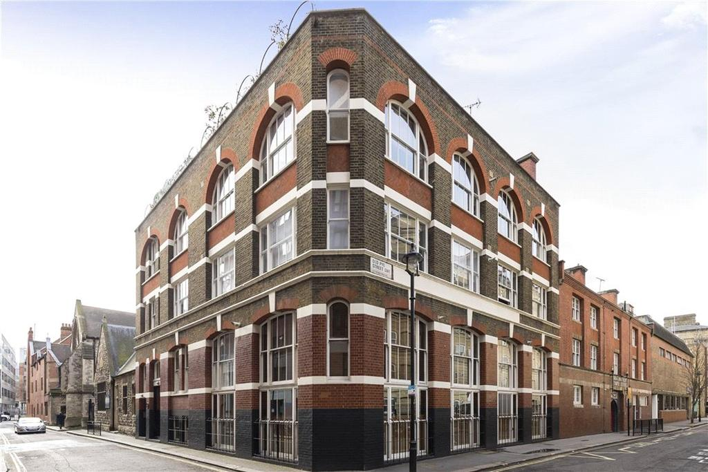 1 Bedroom Flat for sale in Old Pye House, 15 St. Ann's Street, Westminster, London, SW1P