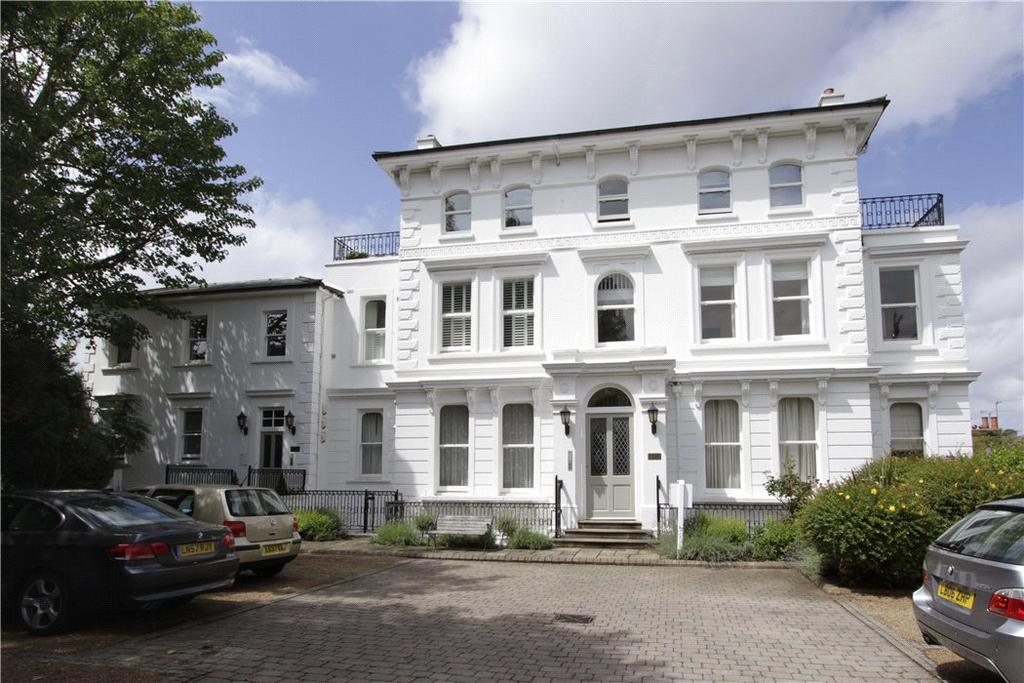 4 Bedrooms Penthouse Flat for sale in Renshaw Court, 157 Church Road, Wimbledon Village, London, SW19