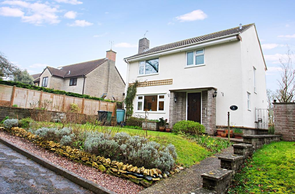 3 Bedrooms Detached House for sale in Butchers Hill, Fivehead