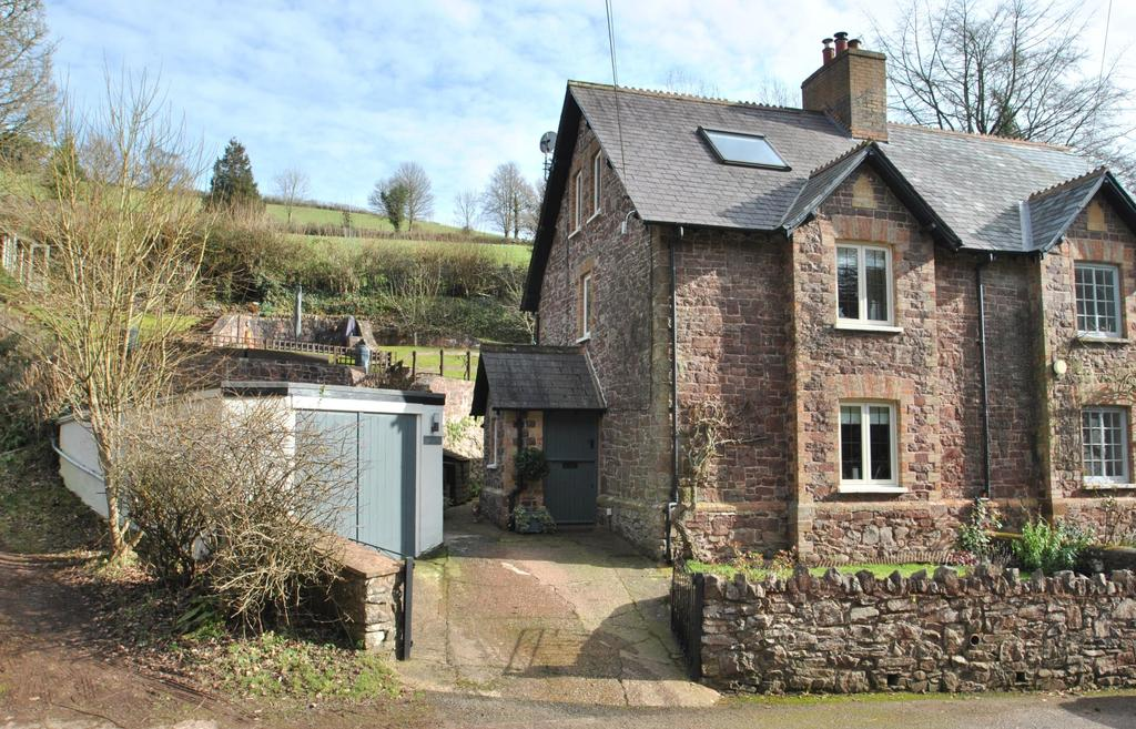 3 Bedrooms Semi Detached House for sale in Luxborough, Somerset