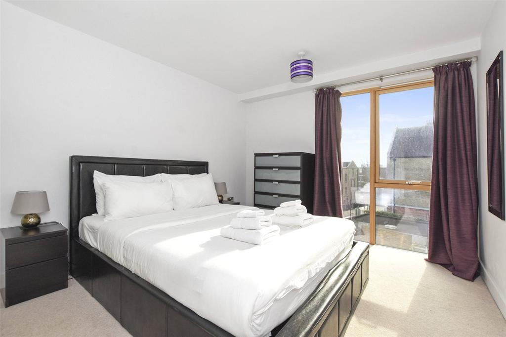 1 Bedroom Flat for sale in Verdigris Apartments, 31 Old Bethnal Green Road, London, E2