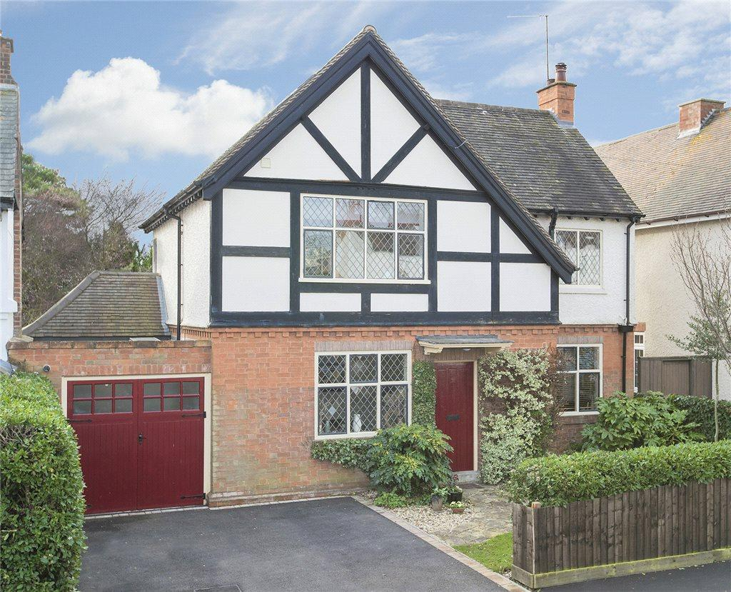 4 Bedrooms House for sale in Croft Road, Evesham, Worcestershire, WR11