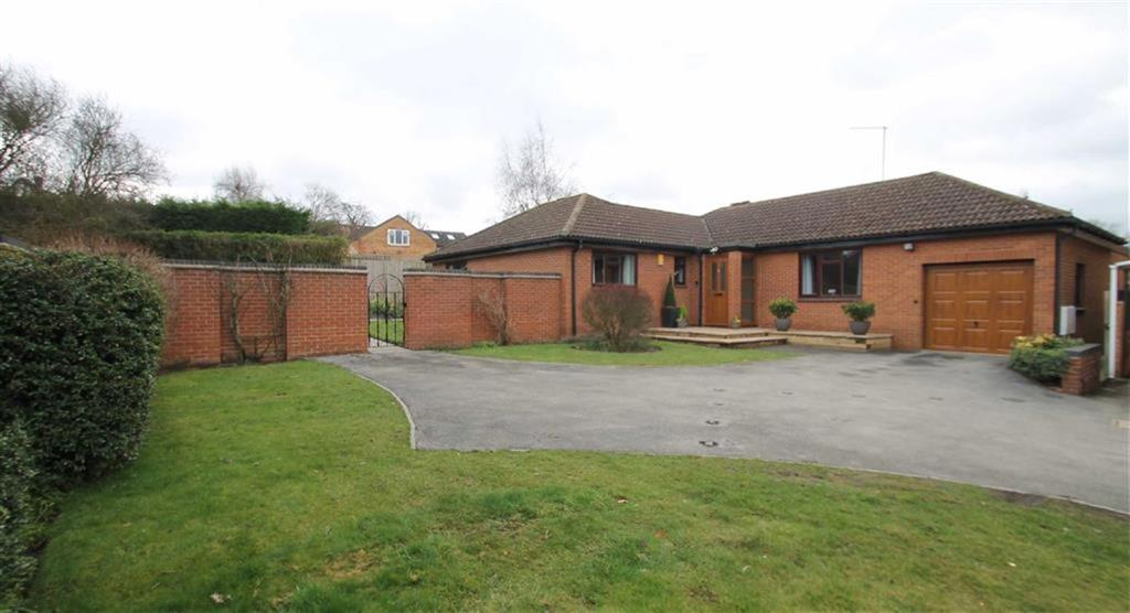 3 Bedrooms Detached Bungalow for sale in Meadow Way, Kinoulton