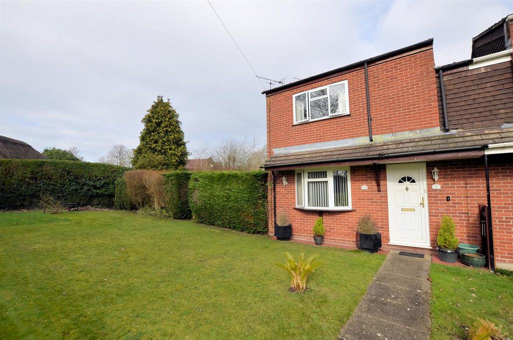 2 Bedrooms End Of Terrace House for sale in Tarlton Court, Tilehurst, Reading