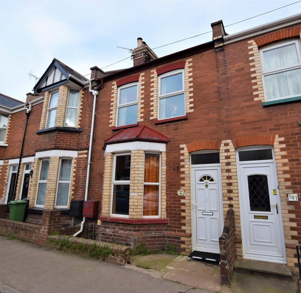 2 Bedrooms House for sale in Barton Road, St.Thomas, EX2