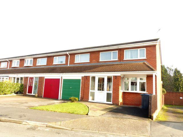 4 Bedrooms End Of Terrace House for sale in Tyler Grove,Great Barr,Birmingham