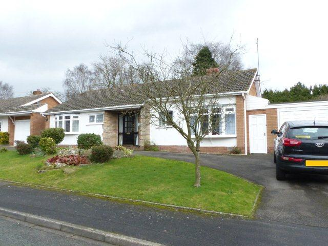 3 Bedrooms Detached Bungalow for sale in Astor Road,Streetly,Sutton Coldfield