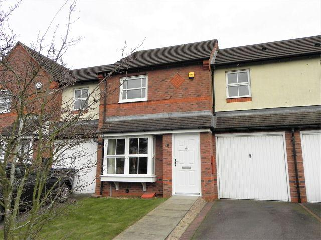 3 Bedrooms Terraced House for sale in Heath Close,Sutton Coldfield,