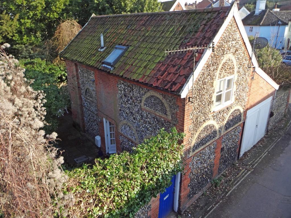 2 Bedrooms Cottage House for sale in Bredfield Street, Woodbridge