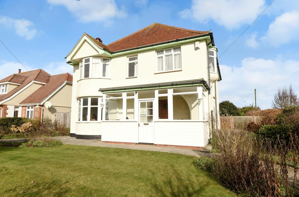 4 Bedrooms Detached House for sale in Summerley Estate, Felpham, Bognor Regis, PO22