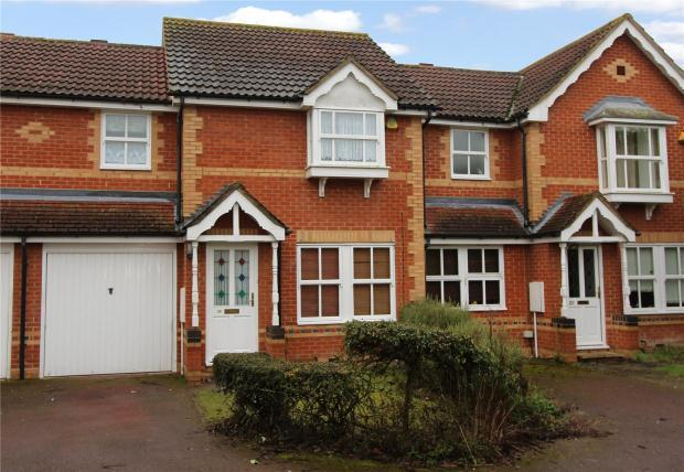 3 Bedrooms Terraced House for sale in Carrick Close, Cambridge