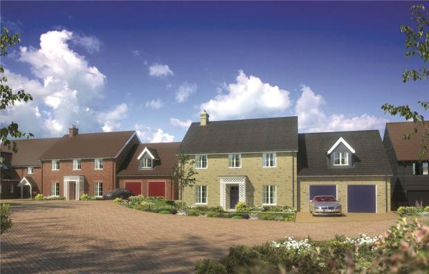 3 Bedrooms House for sale in Gills Hill, Bourn, Cambridgeshire