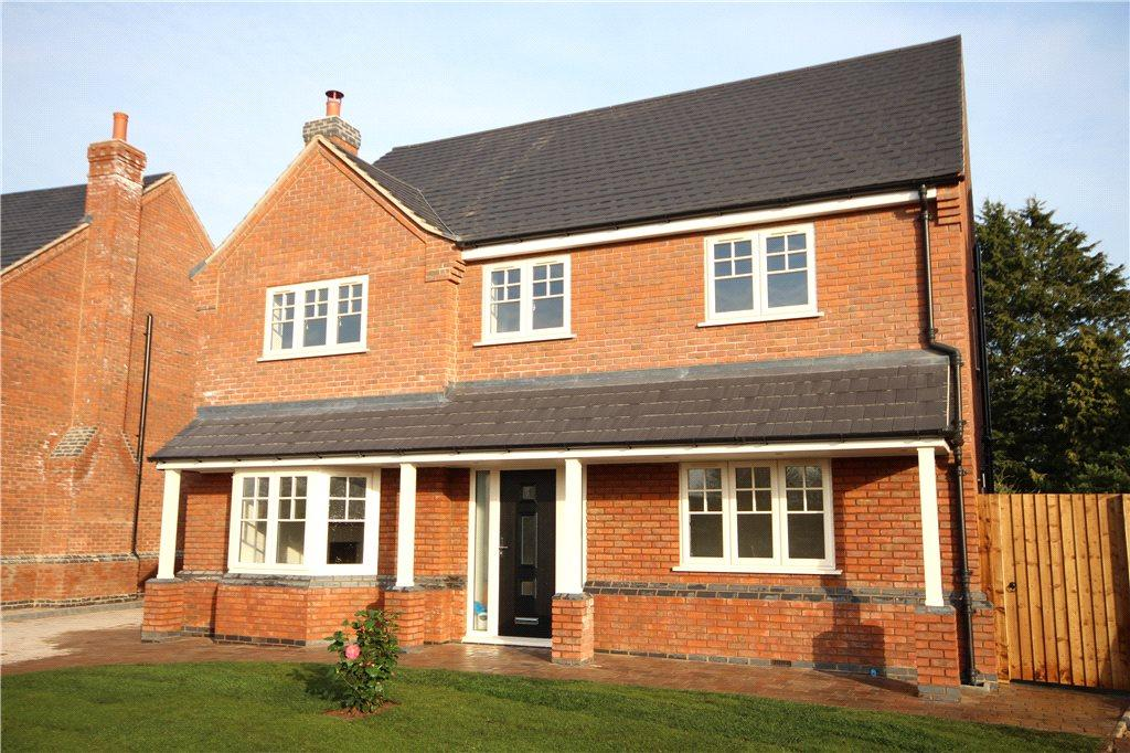 4 Bedrooms Detached House for sale in Stour Field Close, Clifford Chambers, Stratford Upon Avon, Warwickshire, CV37