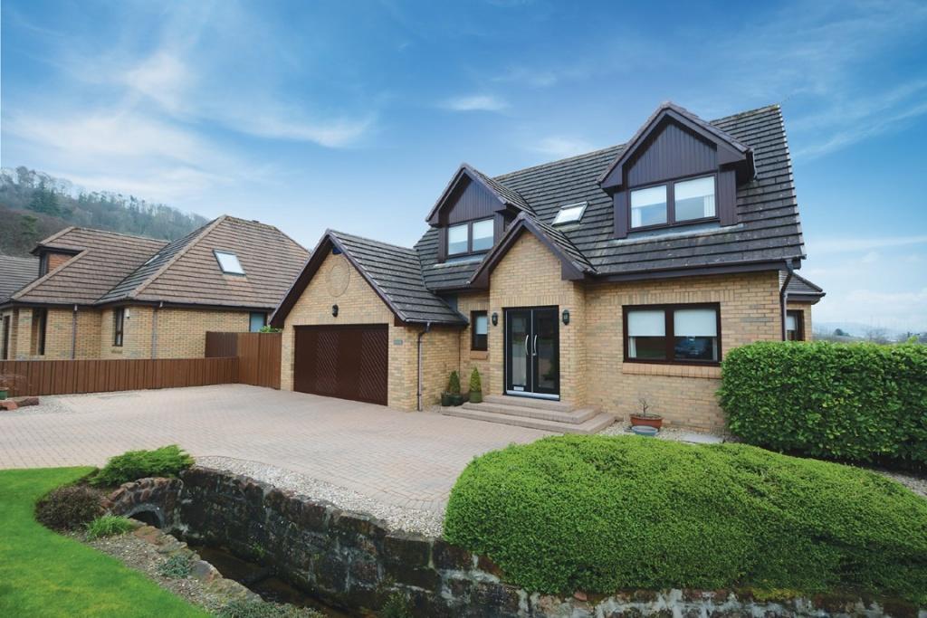 4 Bedrooms Detached Villa House for sale in 7 Pencil View, Largs, KA30 8JZ