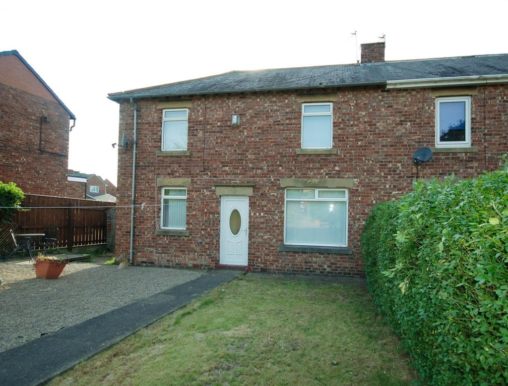 3 Bedrooms Semi Detached House for sale in Moore Crescent, Birtley