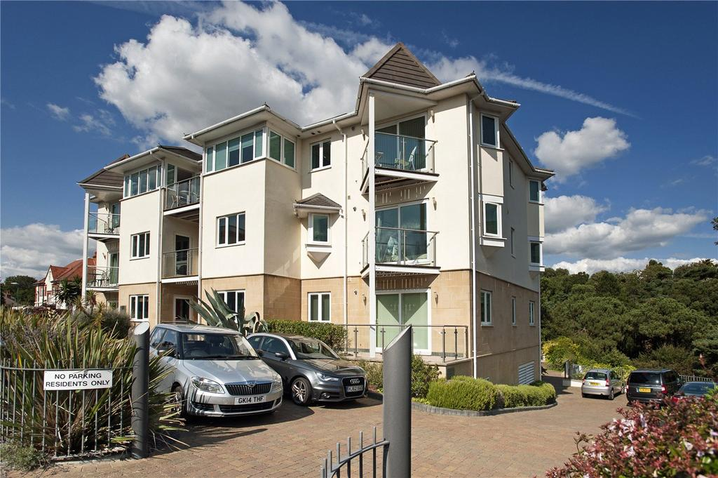 3 Bedrooms Penthouse Flat for sale in Ocean Breeze, 8-10 Studland Road, Bournemouth, Dorset, BH4