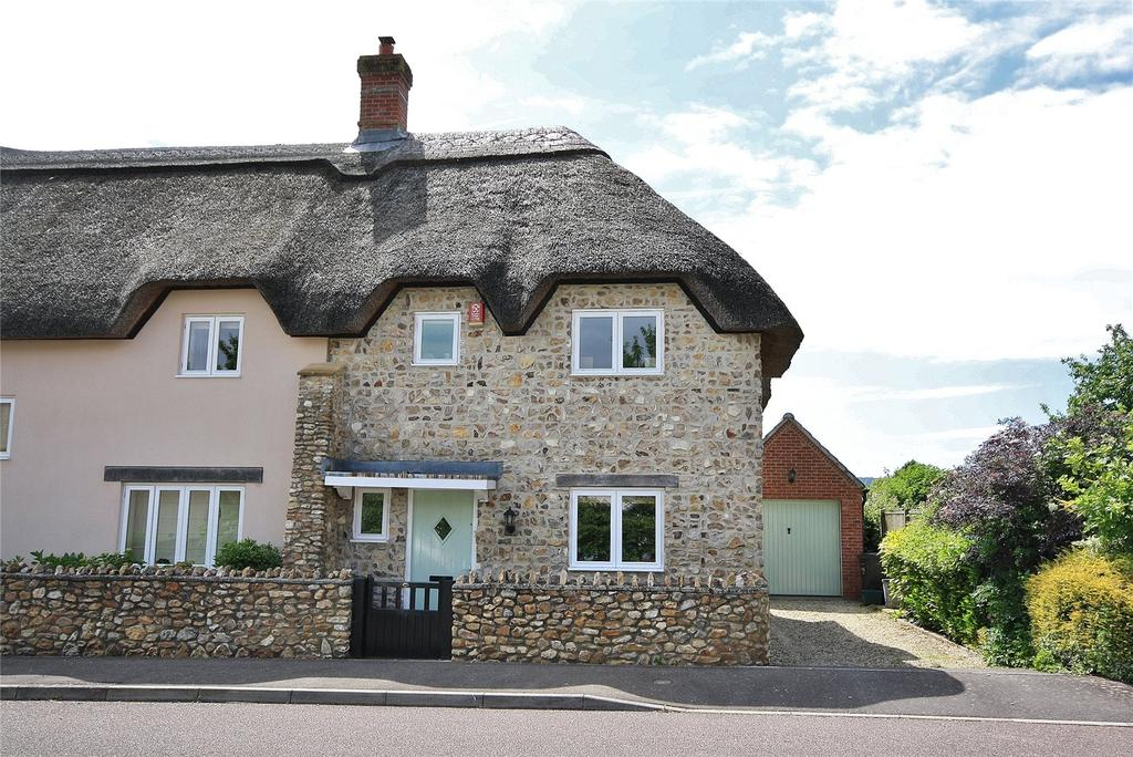 3 Bedrooms House for sale in Standerwick Orchard, Broadway, Ilminster, Somerset, TA19