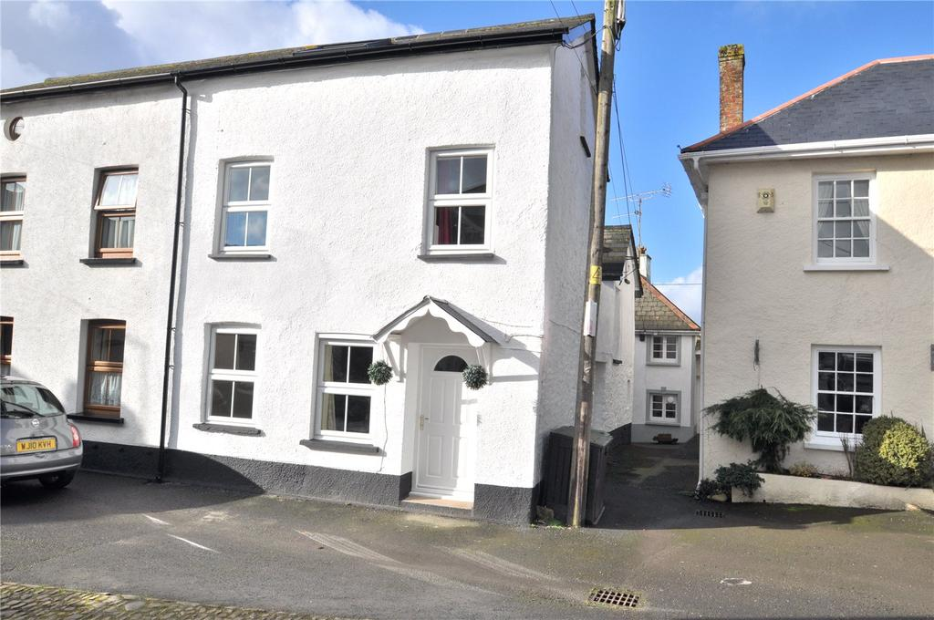 4 Bedrooms House for sale in The Square, Witheridge, Tiverton, Devon, EX16