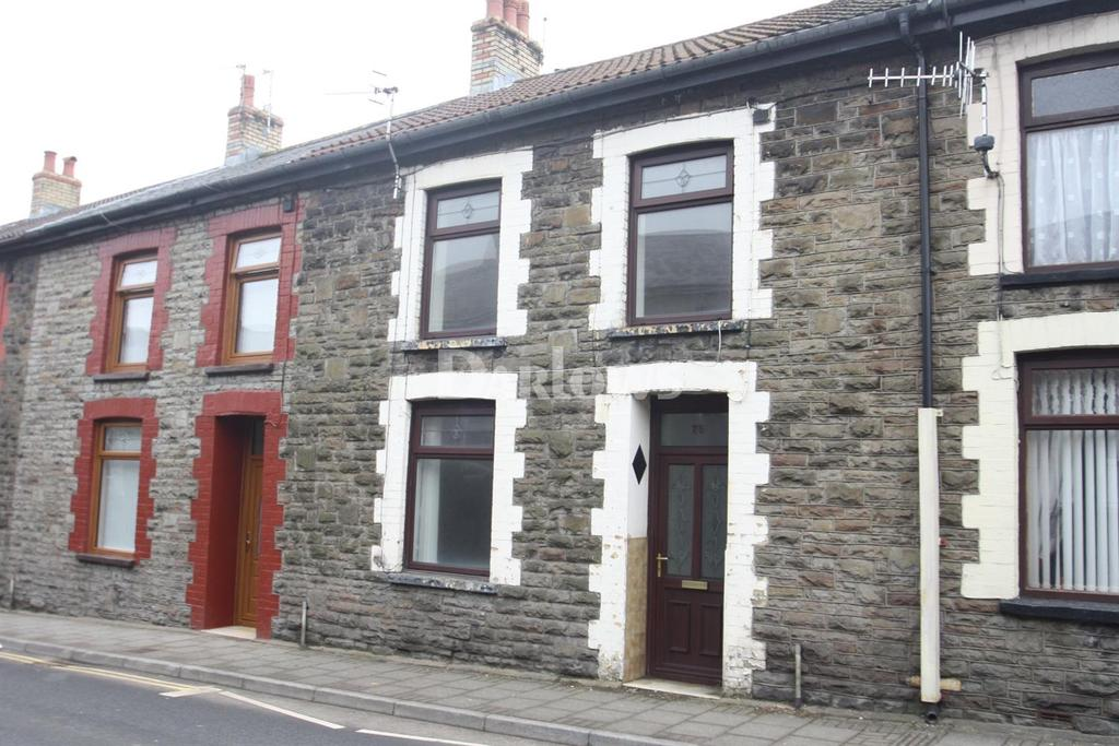 3 Bedrooms Terraced House for sale in High Street, Porth