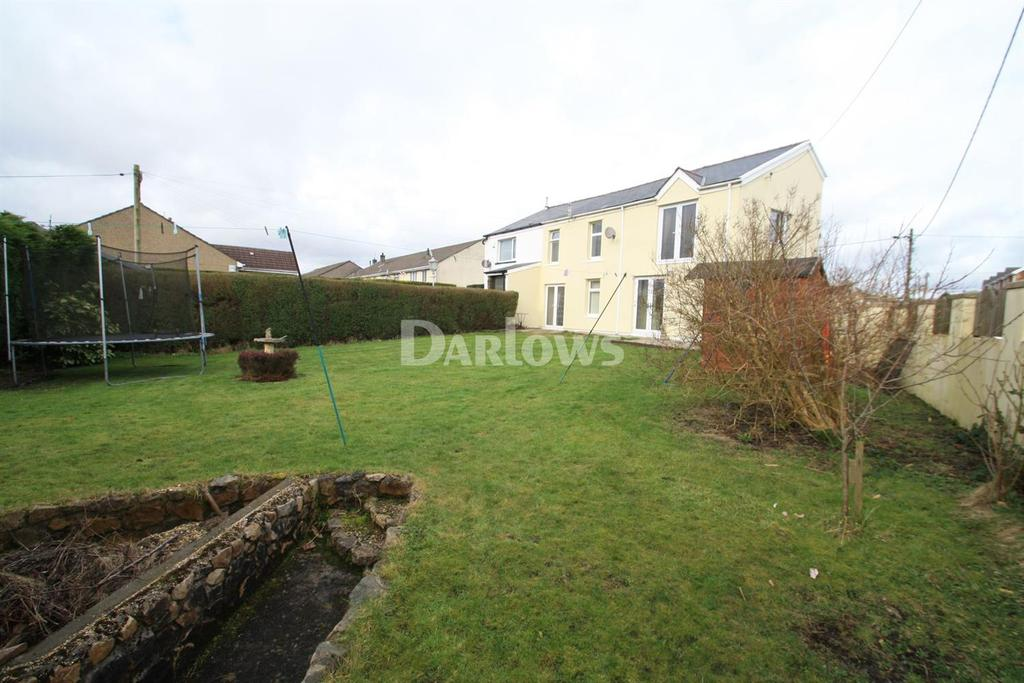 3 Bedrooms Semi Detached House for sale in Limestone Road, Nantyglo, Gwent