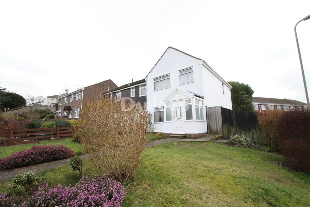 3 Bedrooms End Of Terrace House for sale in Pen Y Cae, Mornington Meadows, Caerphilly