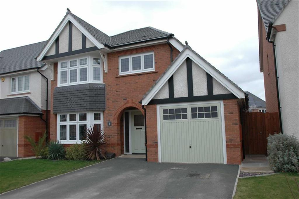 3 Bedrooms Detached House for sale in Granby Road, Saighton, Chester