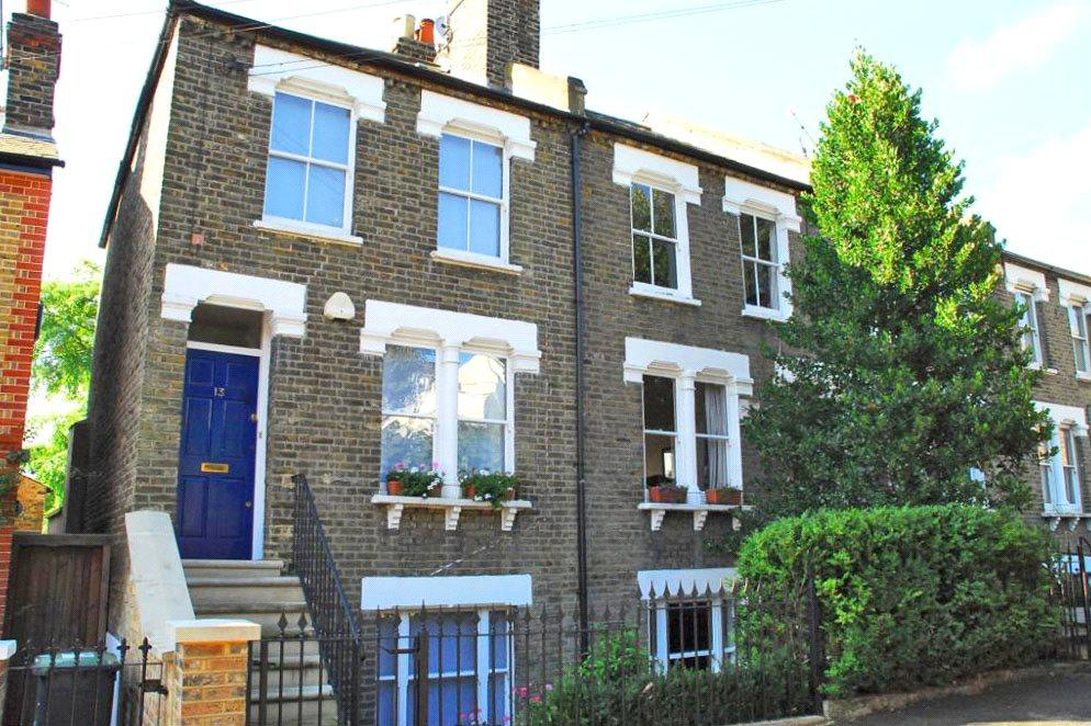 3 Bedrooms End Of Terrace House for sale in Camden Row, Blackheath, London, SE3