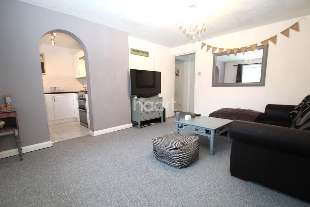 2 Bedrooms Flat for sale in Bull Close, Chafford Hundred