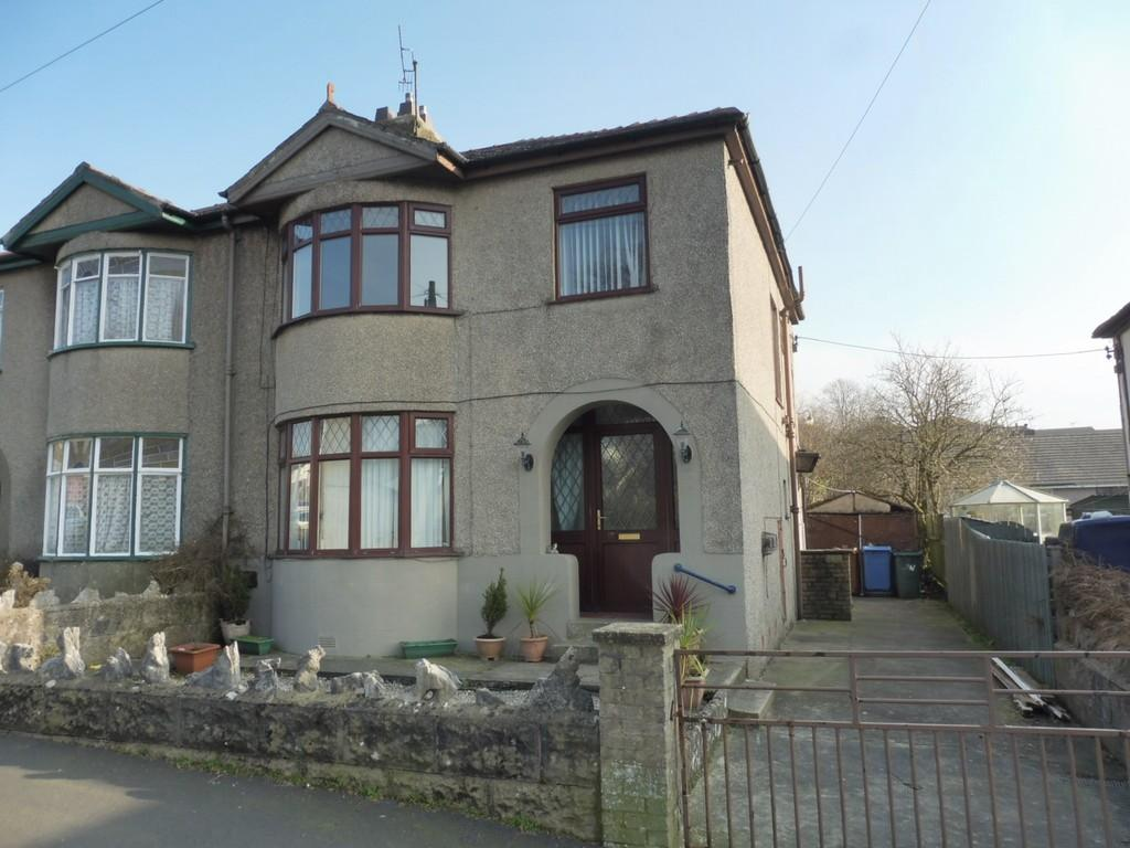 3 Bedrooms Semi Detached House for sale in Goodenber Road, Bentham