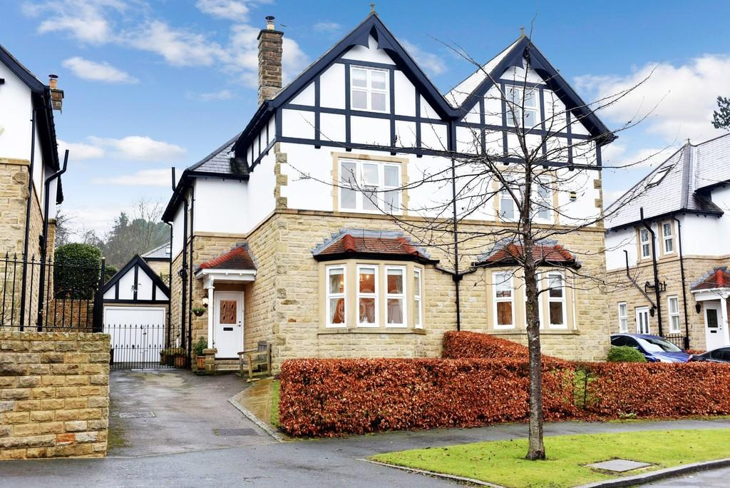5 Bedrooms Semi Detached House for sale in Sovereign Park, Harrogate